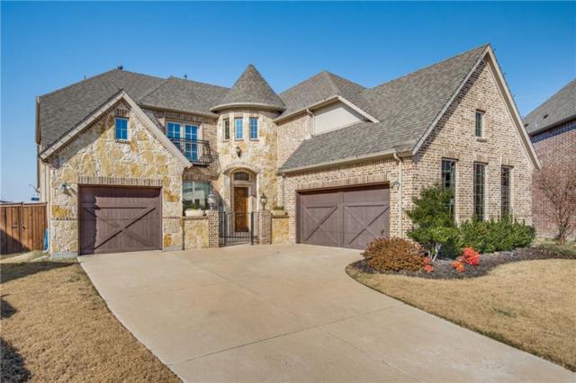2506 Berry Brook Lane, Frisco, TX 75034 (MLS #13989716) :: Van Poole Properties Group