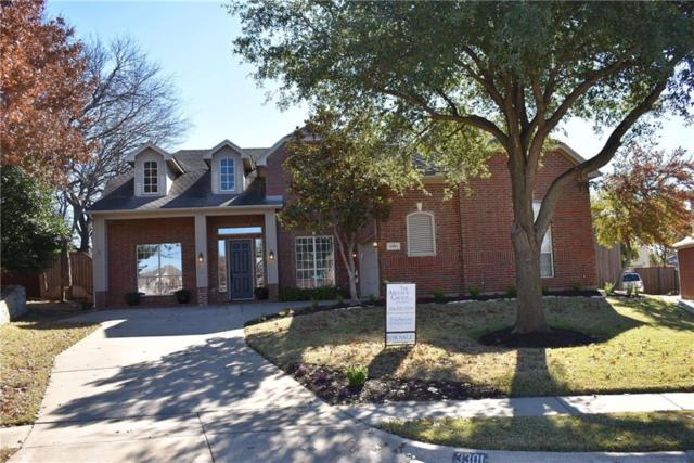 3301 Wilshire Avenue, Grapevine, TX 76051 (MLS #13989721) :: Frankie Arthur Real Estate