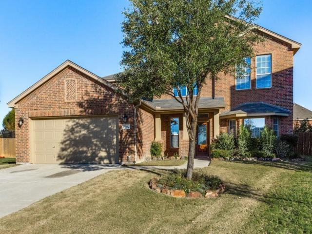 1160 Grove Court, Burleson, TX 76028 (MLS #13989723) :: The Mitchell Group