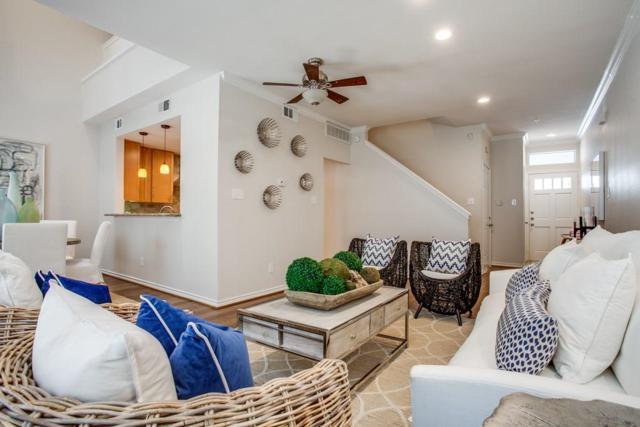 6015 Oram Street F, Dallas, TX 75206 (MLS #13989753) :: Frankie Arthur Real Estate
