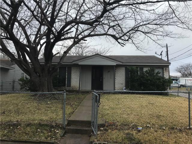 1823 Red Cloud Drive, Dallas, TX 75217 (MLS #13989780) :: Frankie Arthur Real Estate