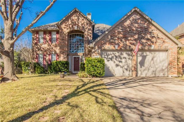 5409 Lake Powell Drive, Fort Worth, TX 76137 (MLS #13989783) :: NewHomePrograms.com LLC