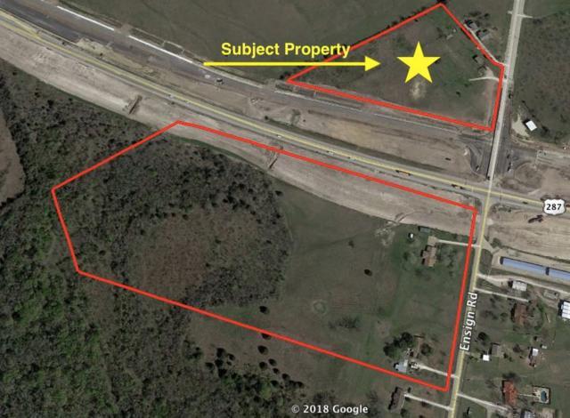 4009 Ensign Road, Ennis, TX 75119 (MLS #13989817) :: The Chad Smith Team