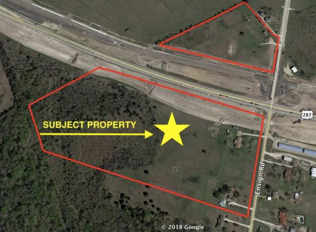 4211 Ensign Road, Ennis, TX 75119 (MLS #13989825) :: The Chad Smith Team