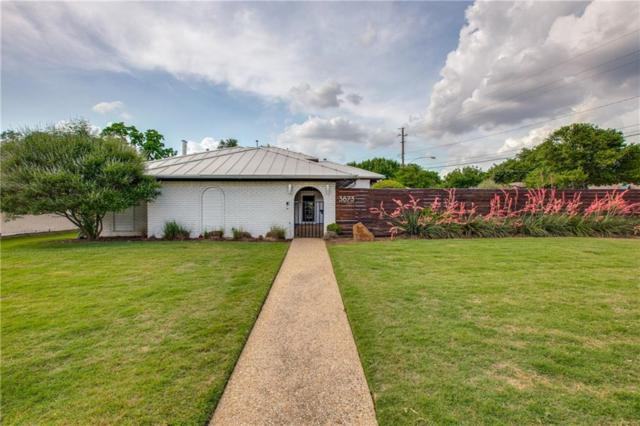 3873 Royal Lane, Dallas, TX 75229 (MLS #13989836) :: Frankie Arthur Real Estate