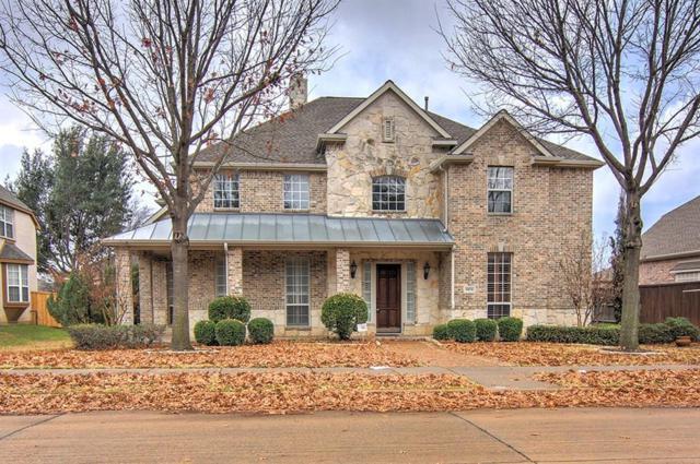 7673 Daylily Way, Frisco, TX 75033 (MLS #13989837) :: Van Poole Properties Group