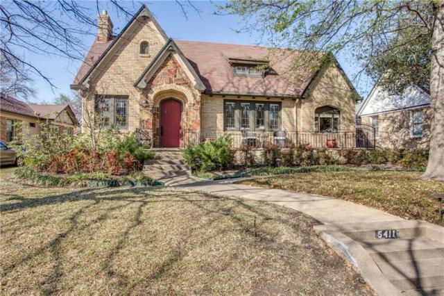 5411 Mercedes Avenue, Dallas, TX 75206 (MLS #13989864) :: Robbins Real Estate Group