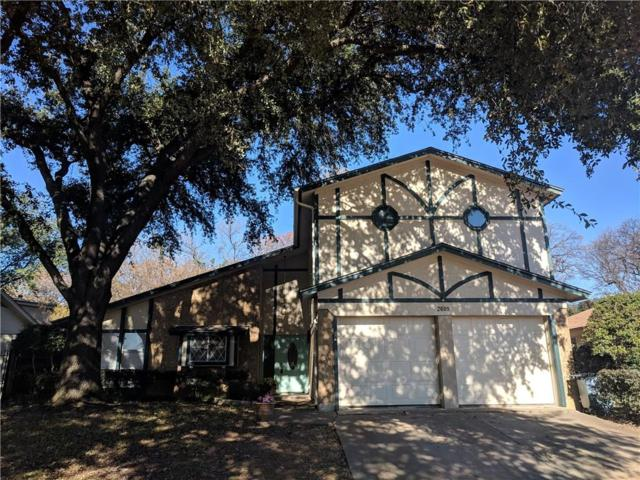 2609 Quail Ridge, Irving, TX 75060 (MLS #13989918) :: Robbins Real Estate Group