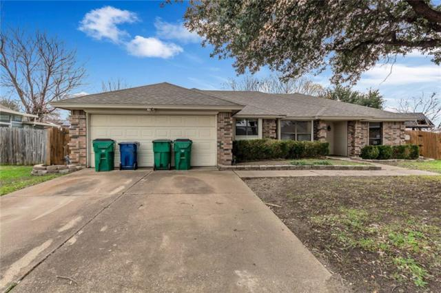 7750 Clearbrook Court, Watauga, TX 76148 (MLS #13989992) :: All Cities Realty