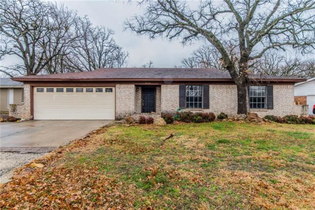 739 Segundo Drive, Runaway Bay, TX 76426 (MLS #13990003) :: Steve Grant Real Estate