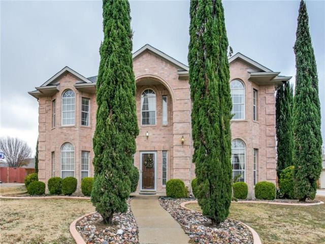 321 Fountain Drive, Murphy, TX 75094 (MLS #13990023) :: Robbins Real Estate Group