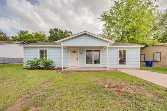 716 Emberwood Drive, Dallas, TX 75232 (MLS #13990053) :: RE/MAX Town & Country