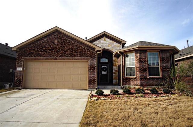 4512 Gunnison Drive, Denton, TX 76208 (MLS #13990057) :: North Texas Team | RE/MAX Lifestyle Property