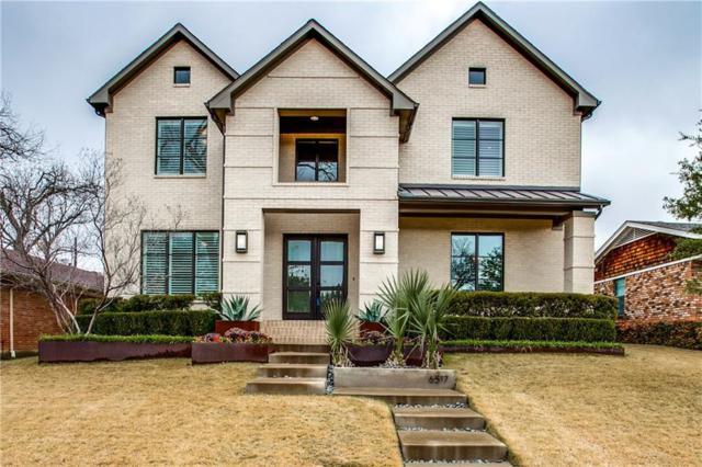 6517 Lake Circle Drive, Dallas, TX 75214 (MLS #13990203) :: RE/MAX Town & Country