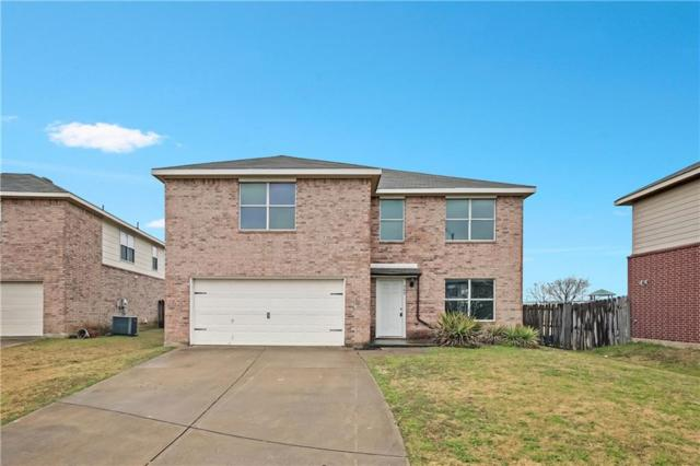 908 Canary Drive, Saginaw, TX 76131 (MLS #13990227) :: Real Estate By Design