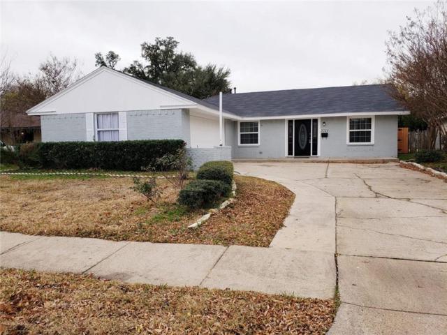 5029 Leameadow Drive, Garland, TX 75043 (MLS #13990234) :: RE/MAX Landmark