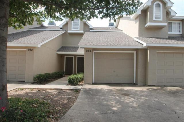 8400 Hickory #103, Frisco, TX 75034 (MLS #13990265) :: Van Poole Properties Group