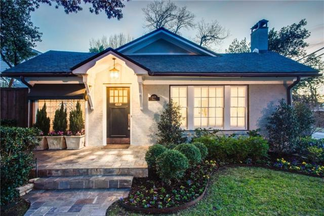 4439 Vandelia Drive, Dallas, TX 75219 (MLS #13990266) :: Robbins Real Estate Group