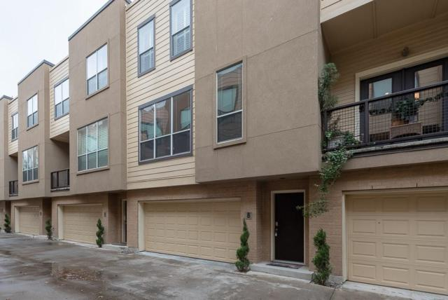 4050 Mckinney Avenue #8, Dallas, TX 75204 (MLS #13990267) :: The Heyl Group at Keller Williams