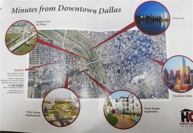 3201 Herbert Street, Dallas, TX 75212 (MLS #13990324) :: The Paula Jones Team | RE/MAX of Abilene