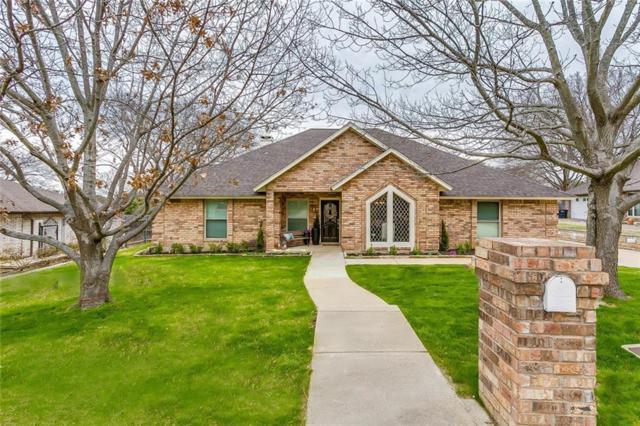 4321 Quail Hollow Road, Fort Worth, TX 76133 (MLS #13990359) :: Frankie Arthur Real Estate