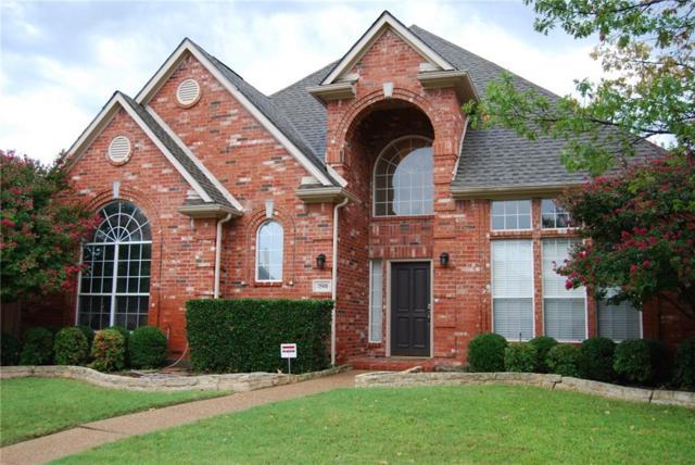 7501 Trent Place, Dallas, TX 75252 (MLS #13990424) :: Team Hodnett