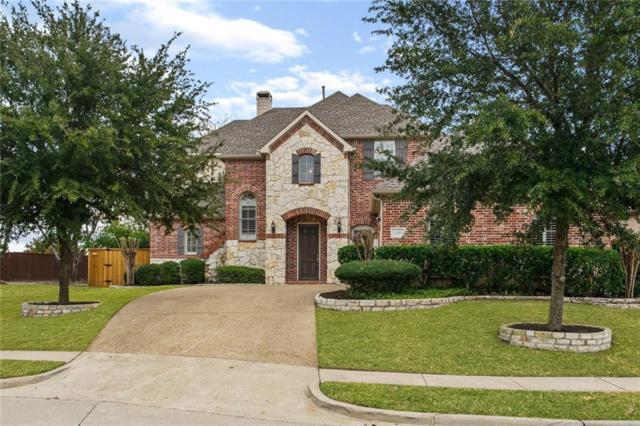 1108 Salado Drive, Allen, TX 75013 (MLS #13990481) :: Kimberly Davis & Associates