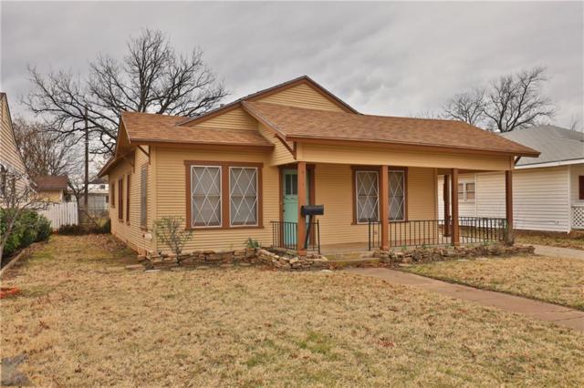 3109 S 6th Street, Abilene, TX 79605 (MLS #13990559) :: The Heyl Group at Keller Williams