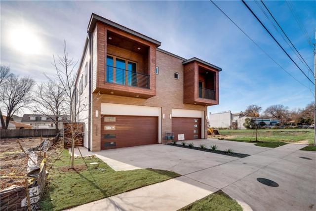 2009 N Prairie Avenue, Dallas, TX 75204 (MLS #13990587) :: Robbins Real Estate Group
