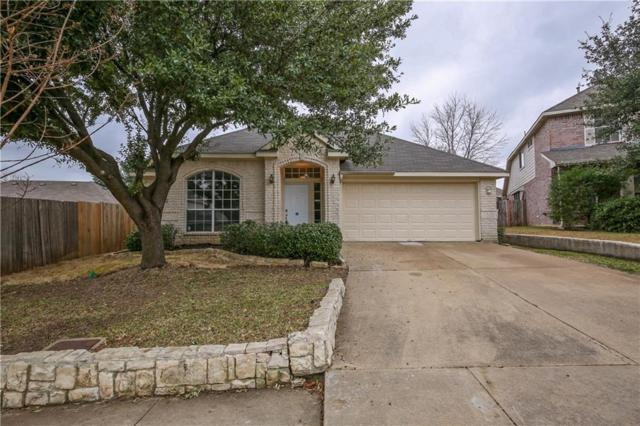 4666 Buffalo Bend Place, Fort Worth, TX 76137 (MLS #13990641) :: Real Estate By Design