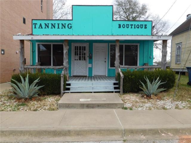 129 N Cass Street, Centerville, TX 75833 (MLS #13990646) :: All Cities Realty