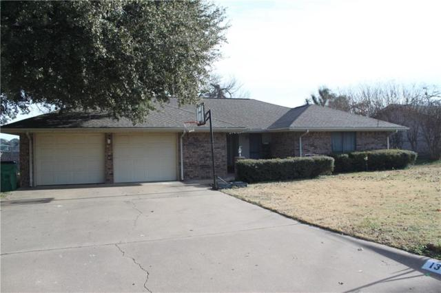 1315 N Lydia Street, Stephenville, TX 76401 (MLS #13990699) :: The Mitchell Group
