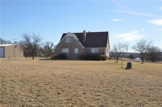 800 Cornstubble Lane, Poolville, TX 76487 (MLS #13990794) :: All Cities Realty