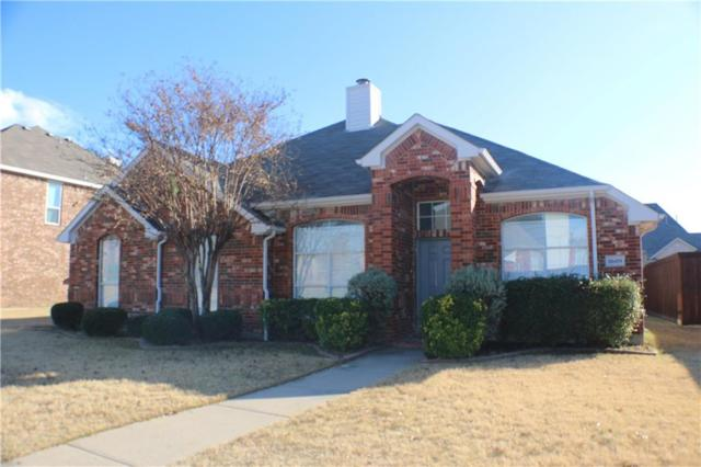 8609 Stoneview Drive, Frisco, TX 75034 (MLS #13990813) :: Robbins Real Estate Group