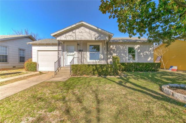 5032 Geddes Avenue, Fort Worth, TX 76107 (MLS #13991049) :: The Mitchell Group