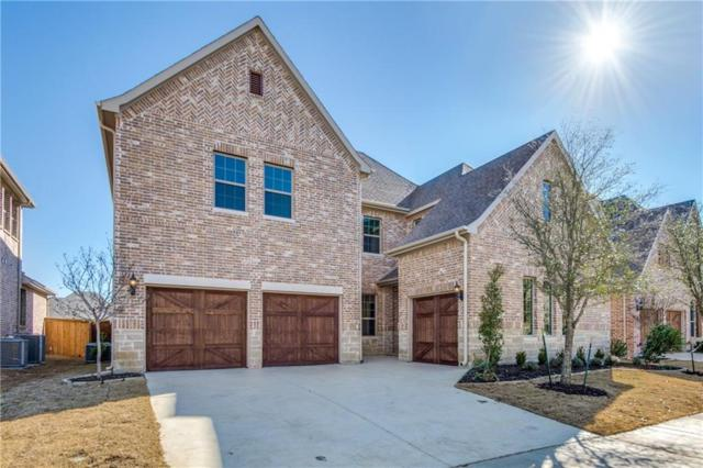 8229 Bonny Bank, The Colony, TX 75056 (MLS #13991083) :: Kimberly Davis & Associates
