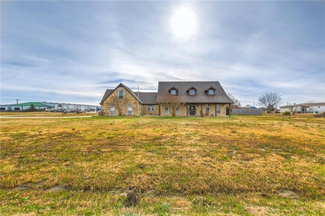 501 W County Road 109, Venus, TX 76084 (MLS #13991274) :: The Holman Group