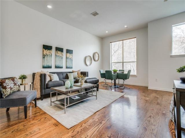 4315 Holland Avenue #7, Dallas, TX 75219 (MLS #13991284) :: The Heyl Group at Keller Williams