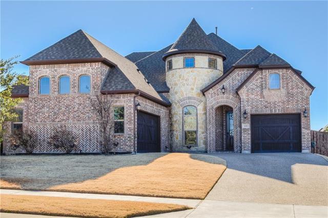 600 Logans Way Drive, Prosper, TX 75078 (MLS #13991397) :: Kimberly Davis & Associates