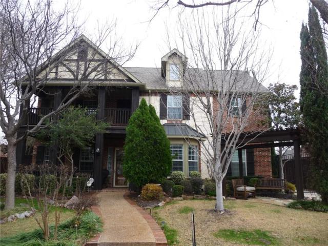 1201 Queen Guinevere Drive, Lewisville, TX 75056 (MLS #13991405) :: Kimberly Davis & Associates