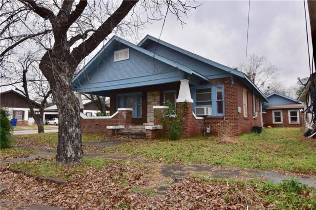 1009 Avenue H, Brownwood, TX 76801 (MLS #13991513) :: The Real Estate Station