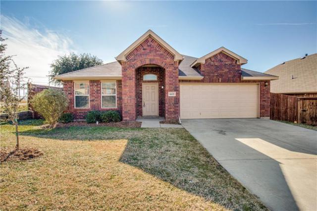 6601 Sierra Madre Drive, Fort Worth, TX 76179 (MLS #13991628) :: NewHomePrograms.com LLC