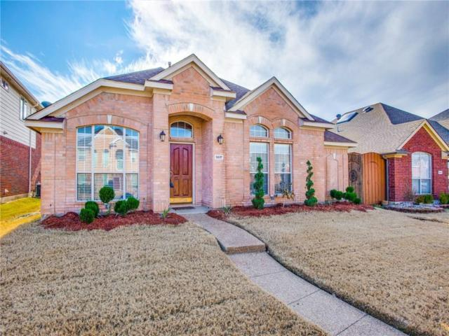 5617 Norris Drive, The Colony, TX 75056 (MLS #13991630) :: Kimberly Davis & Associates