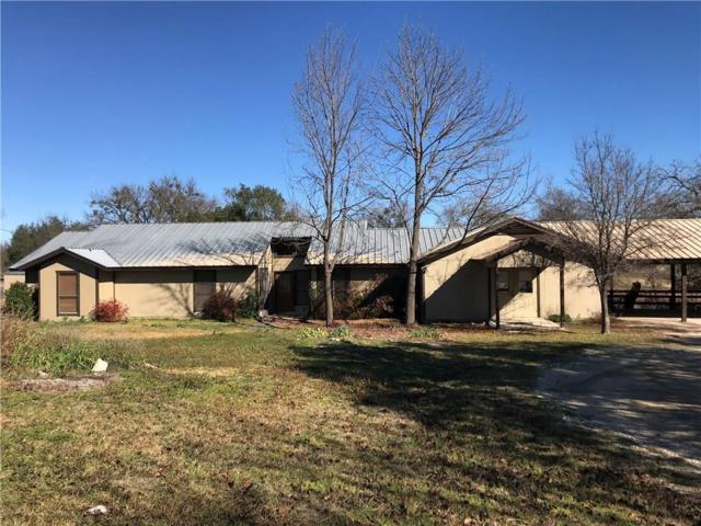 20853 N Us Highway 281, Hico, TX 76457 (MLS #13991729) :: The Real Estate Station