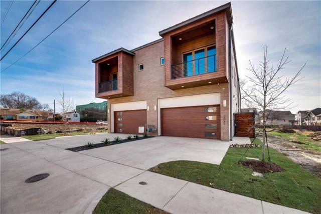 2011 N Prairie Avenue, Dallas, TX 75204 (MLS #13991787) :: Robbins Real Estate Group