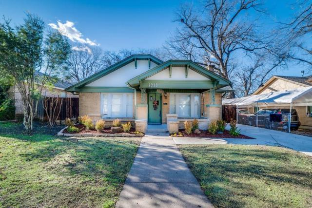 3232 Willing Avenue, Fort Worth, TX 76110 (MLS #13991819) :: Kimberly Davis & Associates