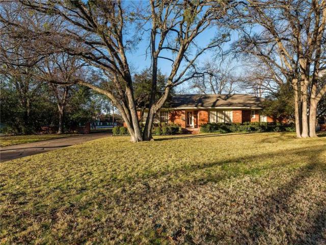 6007 Lupton Drive, Dallas, TX 75225 (MLS #13992051) :: The Heyl Group at Keller Williams