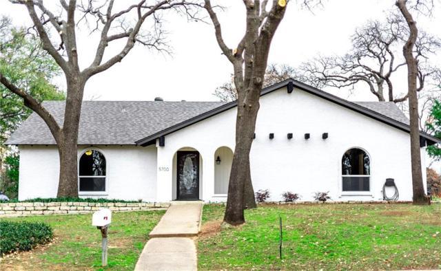 5700 Oak Top Drive, Colleyville, TX 76034 (MLS #13992116) :: The Tierny Jordan Network