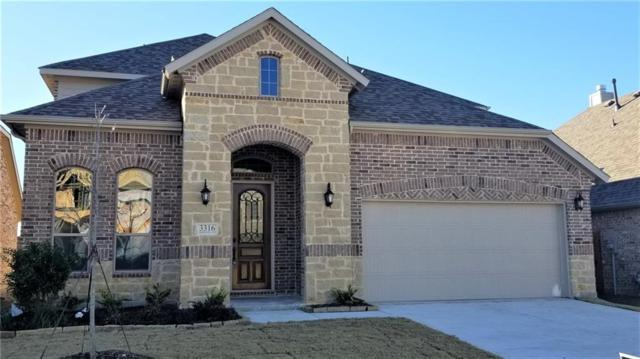 3316 Sequoia Lane, Melissa, TX 75454 (MLS #13992167) :: Kimberly Davis & Associates