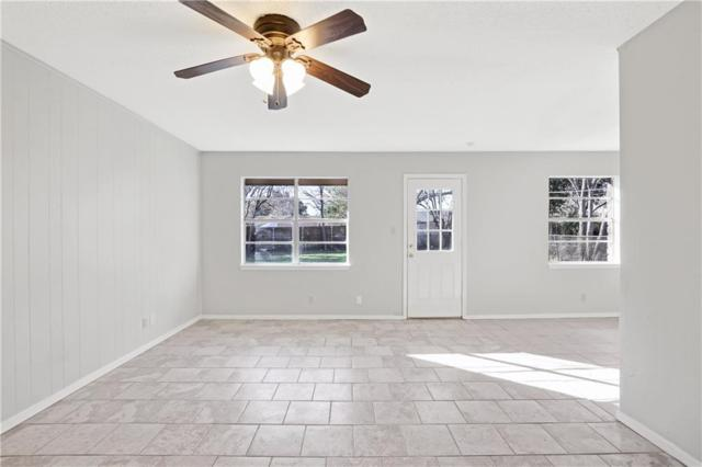 6616 Vega Drive, Fort Worth, TX 76133 (MLS #13992221) :: Real Estate By Design